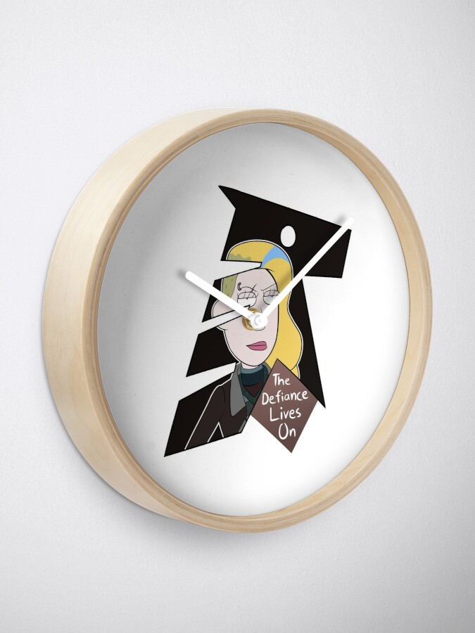 Alternate view of Rick and Morty | Beth Clock
