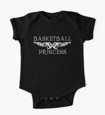 Basketball Princess One Piece - Short Sleeve