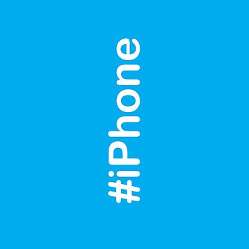 #iPhone [blue] by TheMacca