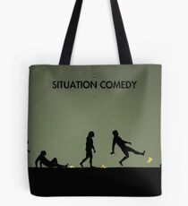 99 Steps of Progress - Situation comedy Tote Bag