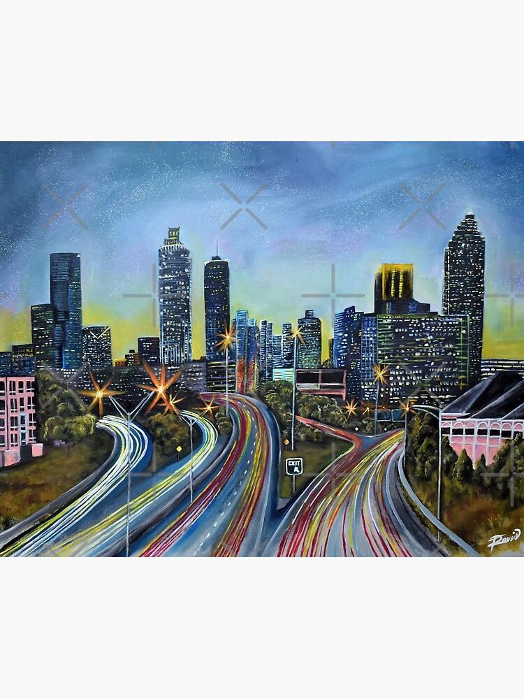 Atlanta by AtlArtVibez
