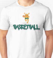 Cute Basketball Unisex T-Shirt