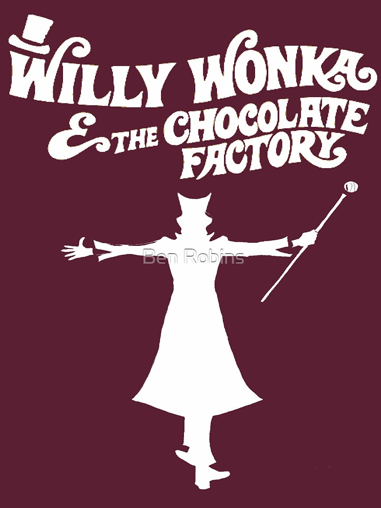Willy Wonka & The Chocolate Factory | Unisex T-Shirt