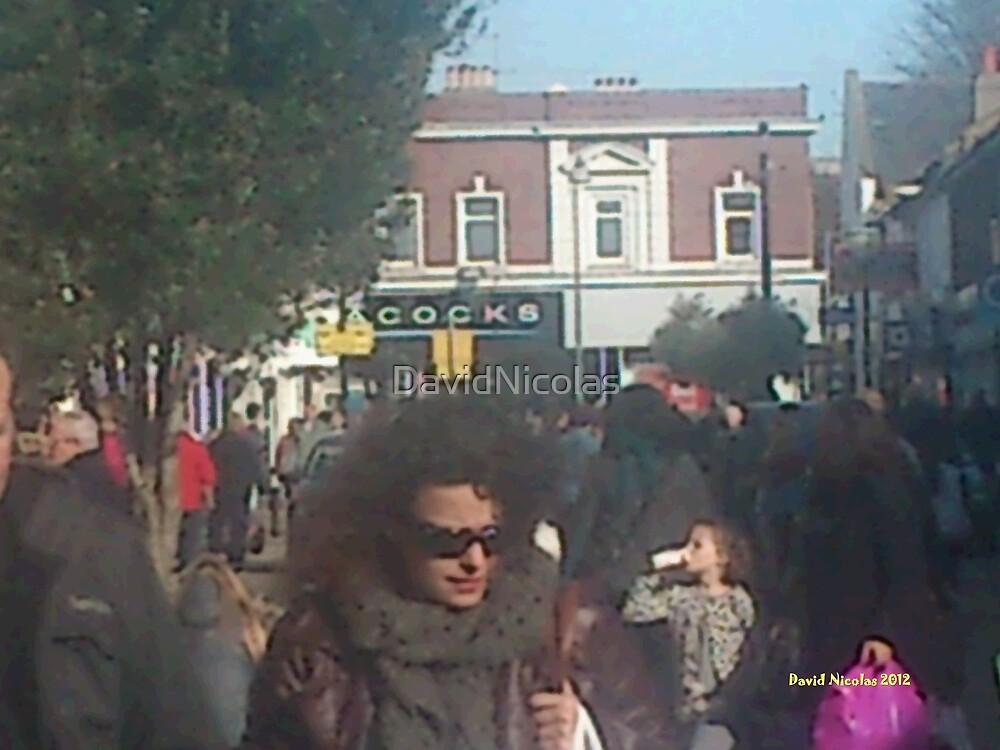 What Brighton is Famous For by David Nicolas