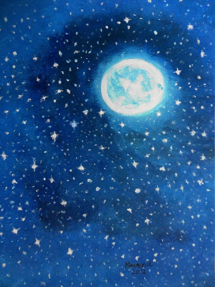 Starry night by maggie326
