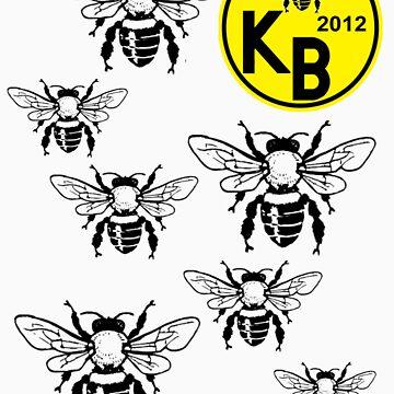 Killerbees Swarm  by minghiabro