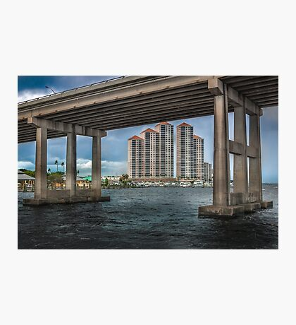High Point Place on the Caloosahatchee Photographic Print