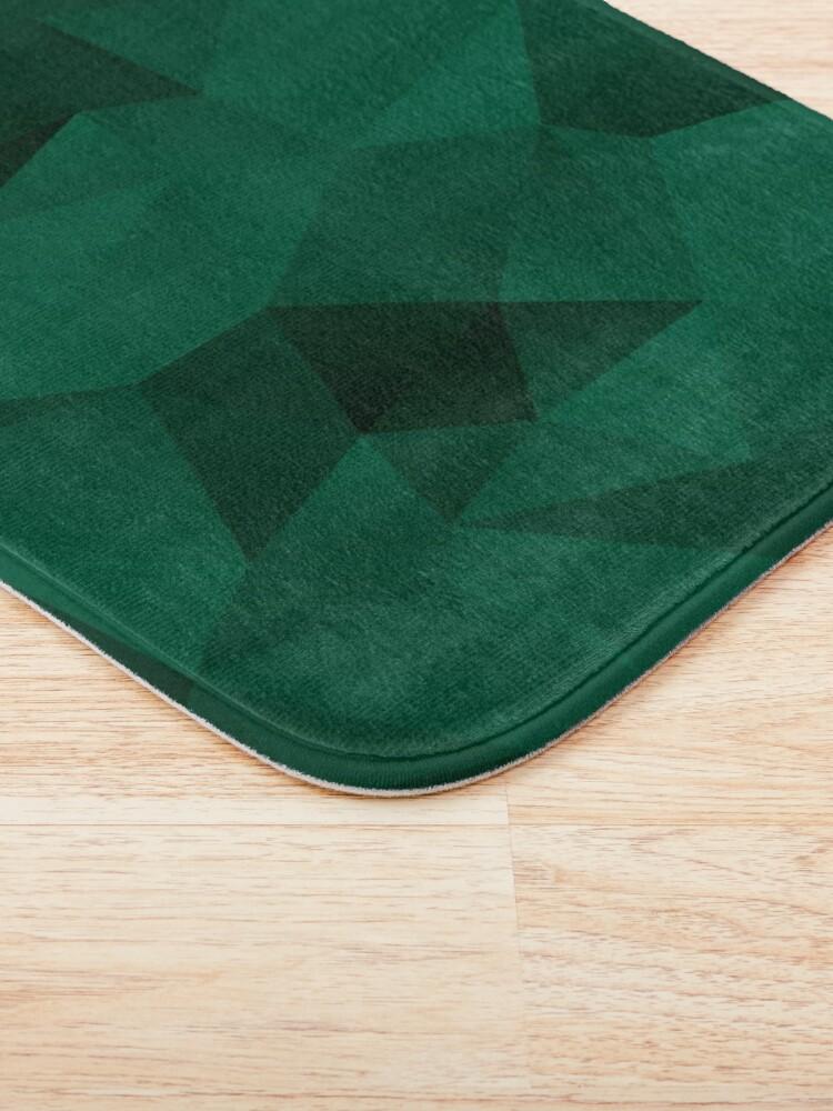 Alternate view of Emerald  Bath Mat