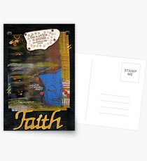 FAITH Banner Postcards