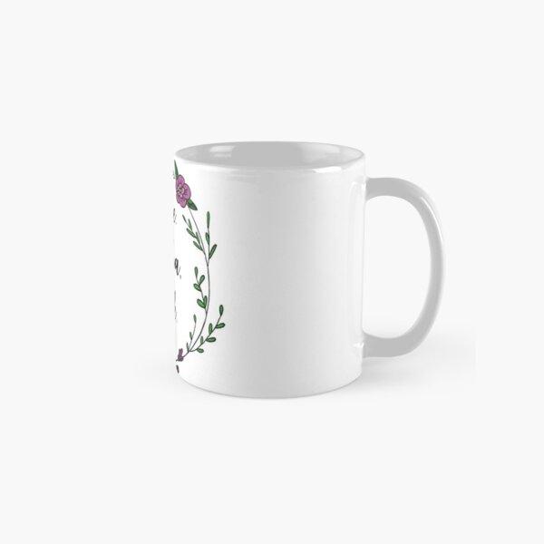 ALIVE AHAHA FUCK Classic Mug