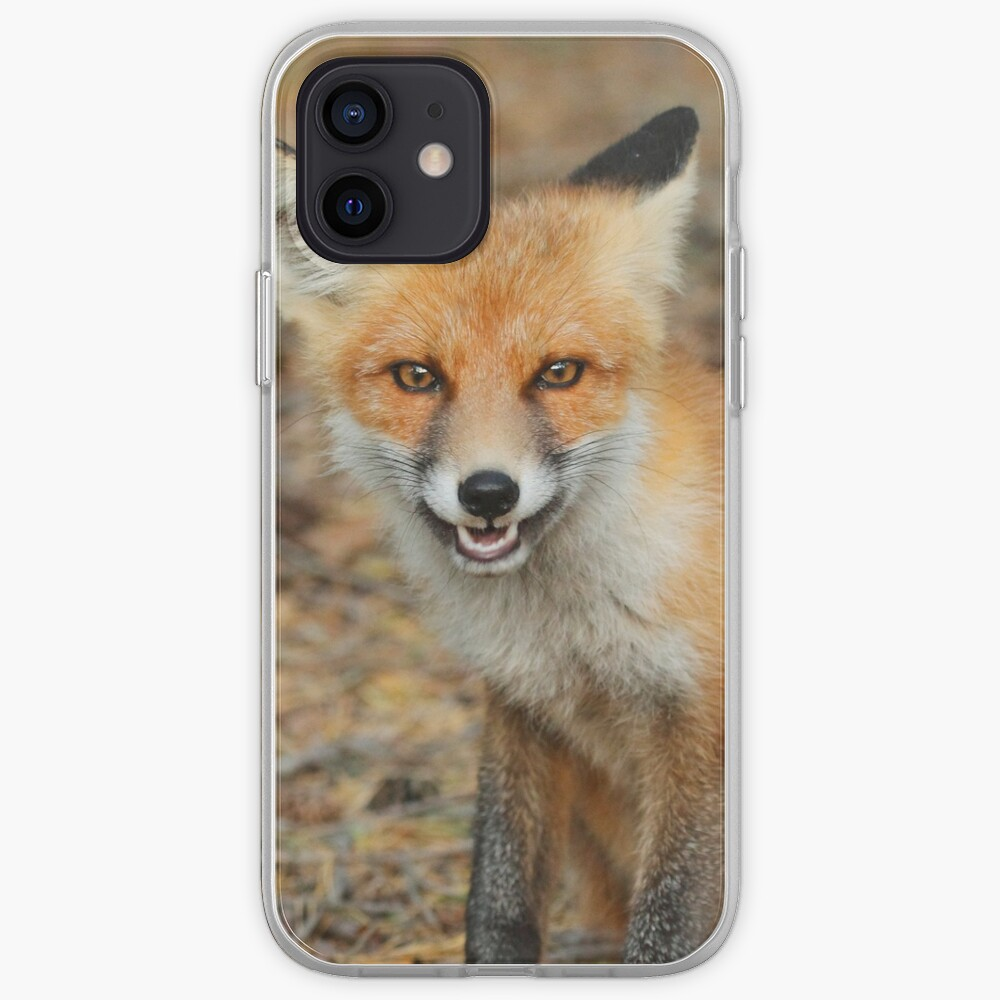 Cheeky fox iPhone Case & Cover