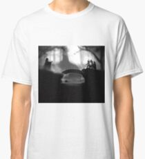 """""""But Death was cunning"""" Deathly Hallows Classic T-Shirt"""