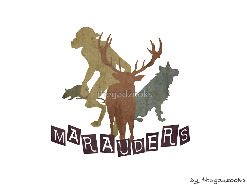 The Marauders by thegadzooks