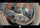 IXS Enterprise leaving Mars by yard2380