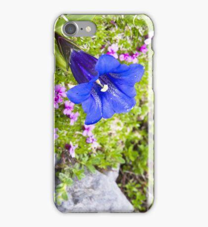 Gentiana iPhone Case/Skin