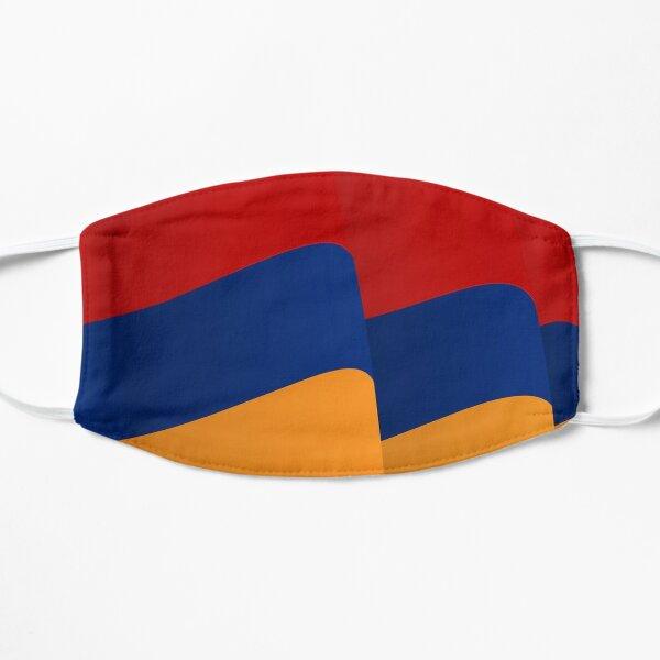 Armenian Tricolor  Հայկական եռագույն Mask