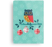 Whoo-Hoo It's Christmas! Metal Print