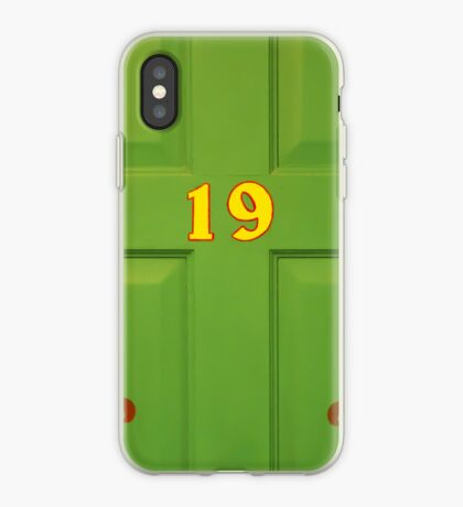 19 iPhone Case