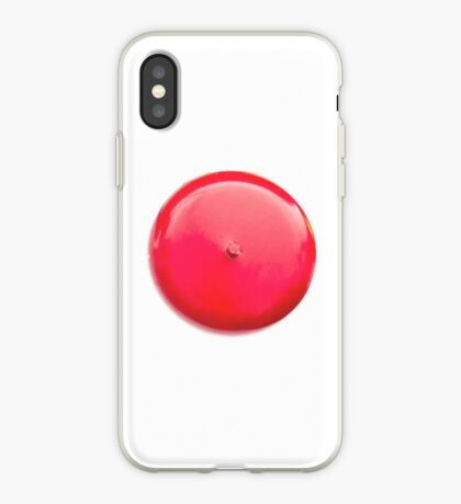 Red Bell iPhone Case