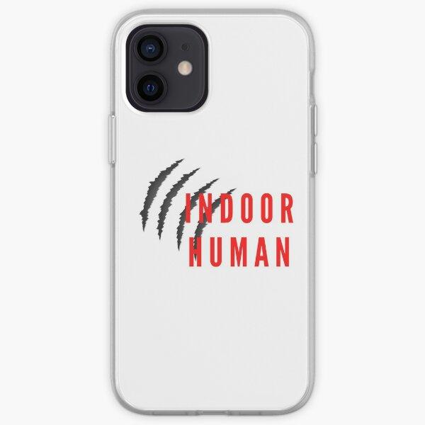 Indoor Human iPhone Soft Case