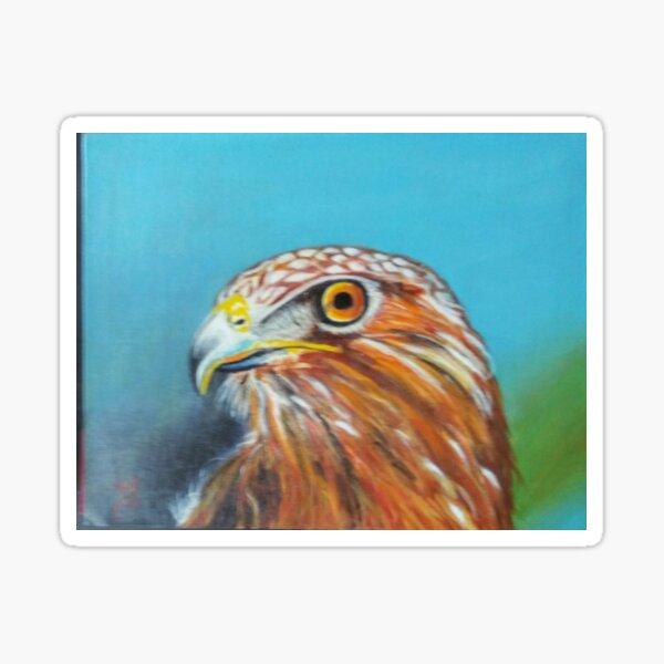 Eagle by Kenneth Key  Sticker