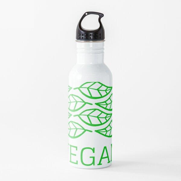 Vegano  Botella de agua