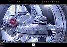 IXS Enterprise in Spacedock by yard2380