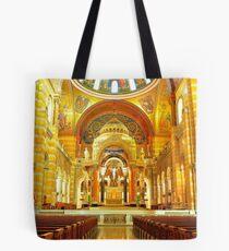 St Louis Church Tote Bag