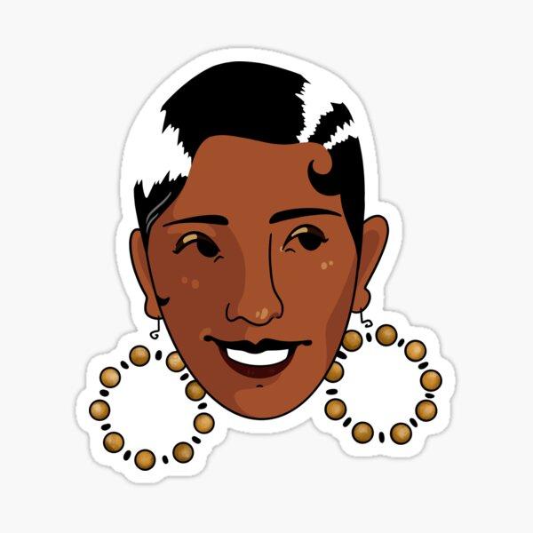 Pride Month Portraits: Josephine Baker Sticker