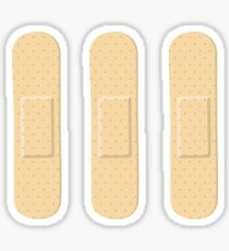 Band aid collection Sticker