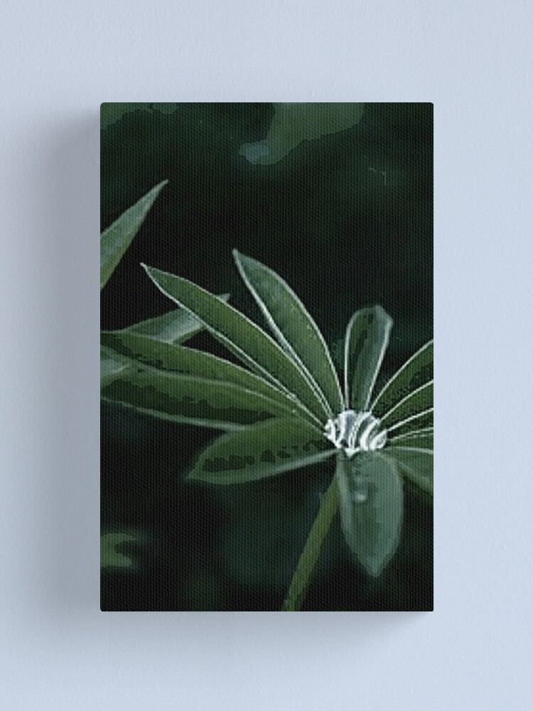 Alternate view of Drop Of Water  Canvas Print