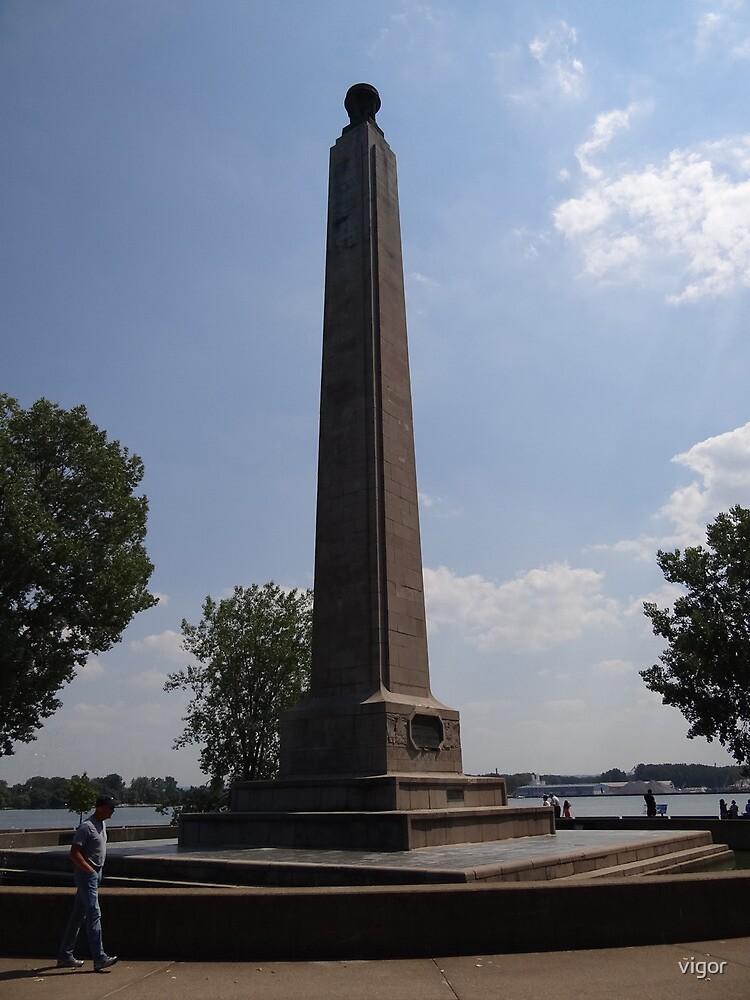Monument by vigor