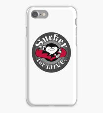 Sucker For Love iPhone Case/Skin