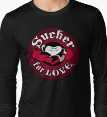 Sucker For Love Too Long Sleeve T-Shirt