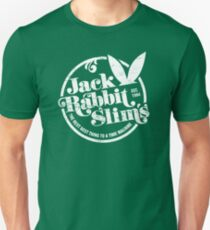 Jack Rabbit Slim's (aged look) Unisex T-Shirt