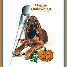 Happy Halloween by Barb Miller