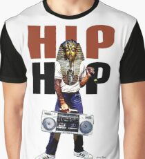 Hip Hop Pharaoh Graphic T-Shirt