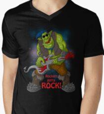 Rockers gotta Rock Men's V-Neck T-Shirt