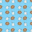Milk & Cookies by pondlifeforme