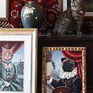 Life imitating art by Christine Oakley