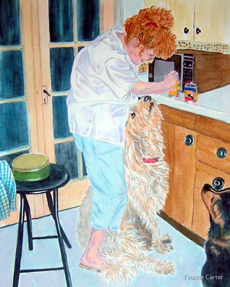 Is it Dinner Yet? by Yvonne Carter