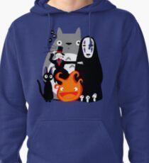 Ghibli'd Away Pullover Hoodie