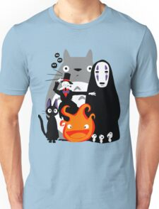 Ghibli'd Away Unisex T-Shirt