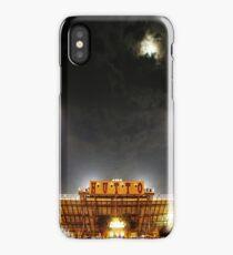 Hutto Hippo Stadium iPhone Case/Skin