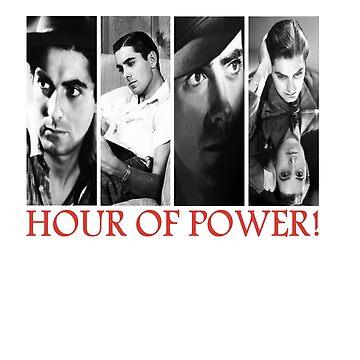 Tyrone Power - Hour of Power! by Shazzynwa