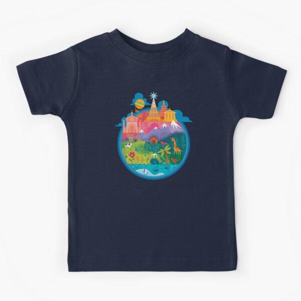 Small World Kids T-Shirt