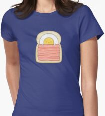 bed and breakfast Women's Fitted T-Shirt