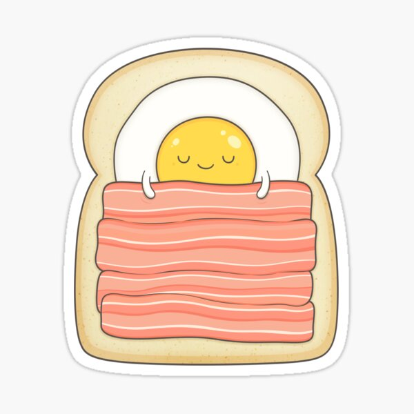 bed and breakfast Sticker