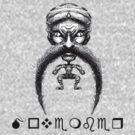 Movember - Wingdings by Tom Godfrey