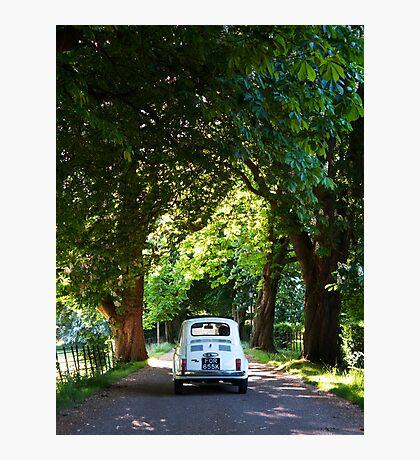 Cinquecento Fiat 500 Photographic Print